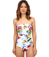 Tommy Bahama - Happy Hibiscus Bandeau Cup 1 Piece