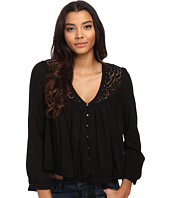 Free People - Doing It Right Button Down Woven Top