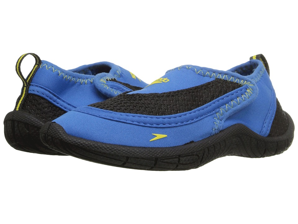 Speedo Kids Surfwalker Pro 2.0 Toddler Blue/Black Boys Shoes