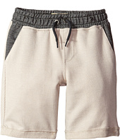 Lucky Brand Kids - Two-Tone Shorts (Toddler)