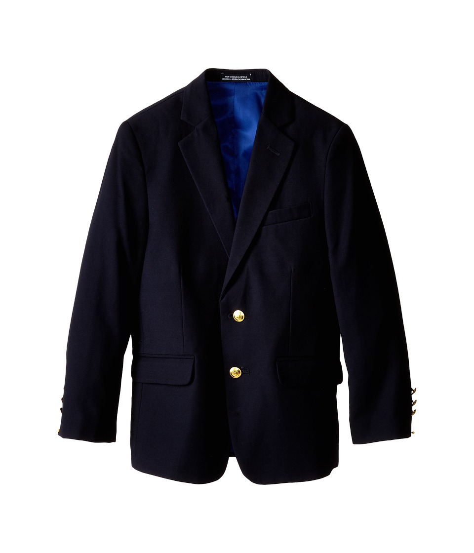 Nautica Kids - Navy Blazer (Big Kids) (Dark Blue) Boys Jacket