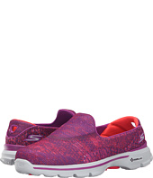 SKECHERS Performance - Go Walk 3 - Glisten