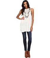 Free People - Adella Mock Neck Party Top