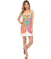 Trina Turk - Tamarindo Short Dress Cover-Up