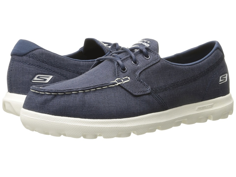 SKECHERS Performance - On the Go Continental (Navy) Men