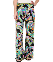 Trina Turk - Sea Garden Wide Leg Pants Cover-Up