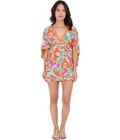 Trina Turk - Sea Garden Tunic Cover-Up