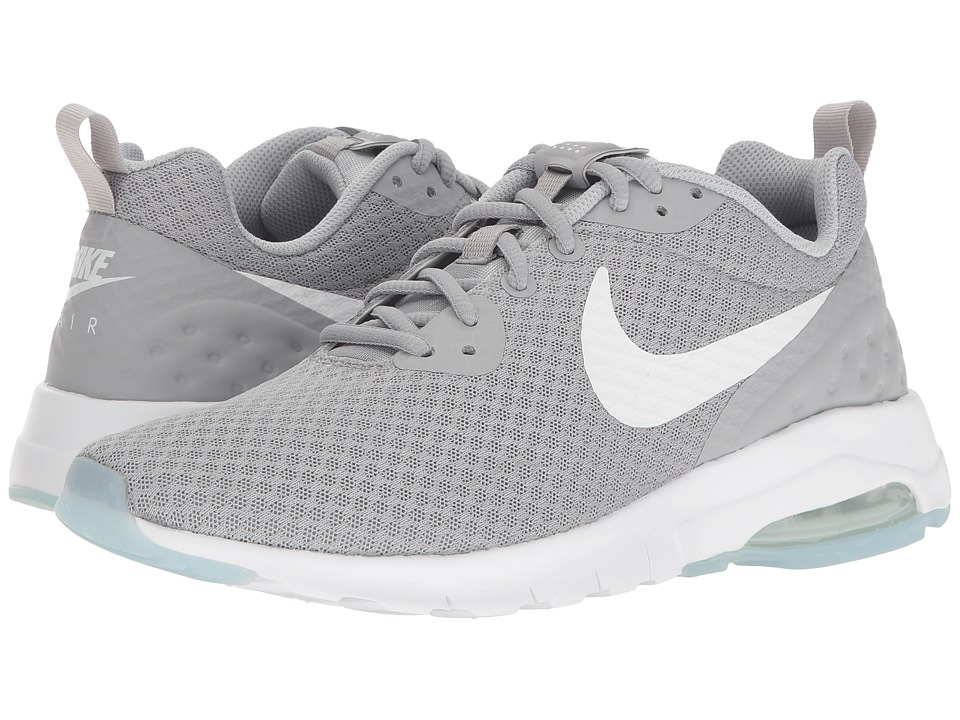 Nike Air Max Motion (Wolf Grey/White) Men's Running Shoes
