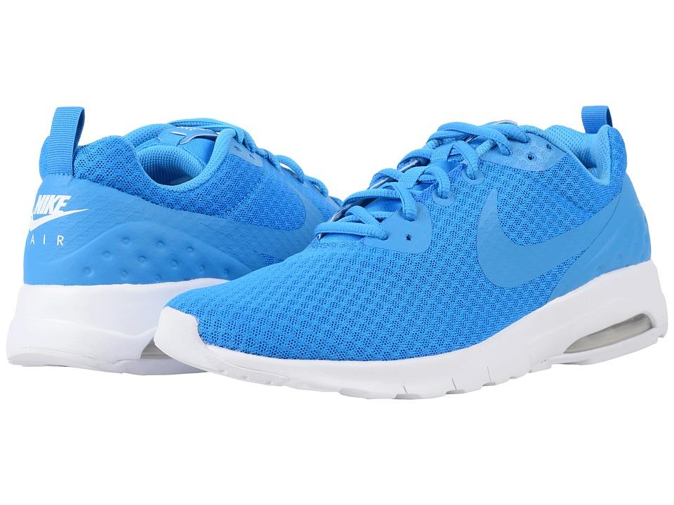 Nike - Air Max Motion (Photo Blue/Photo Blue/White) Mens Running Shoes