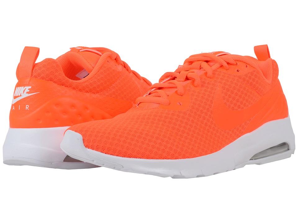 Nike - Air Max Motion (Total Crimson/Total Crimson/White) Mens Running Shoes