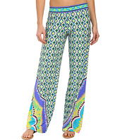 Trina Turk - Shangri La Wide Leg Pants Cover-Up