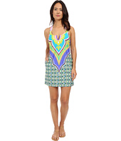 Trina Turk - Shangri La Short Dress Cover-Up