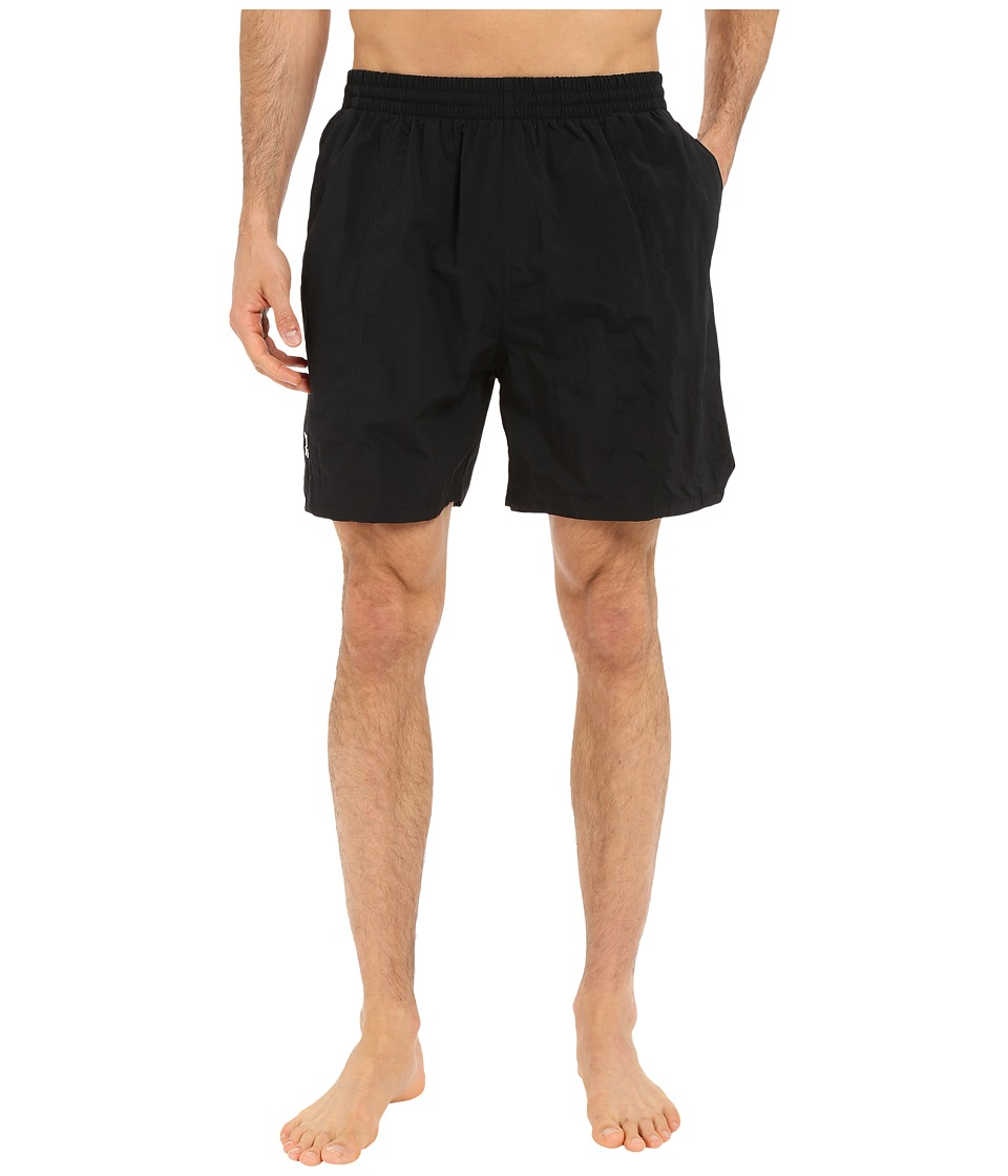 TYR Classic Deck Swim Shorts (Black) Men's Swimwear