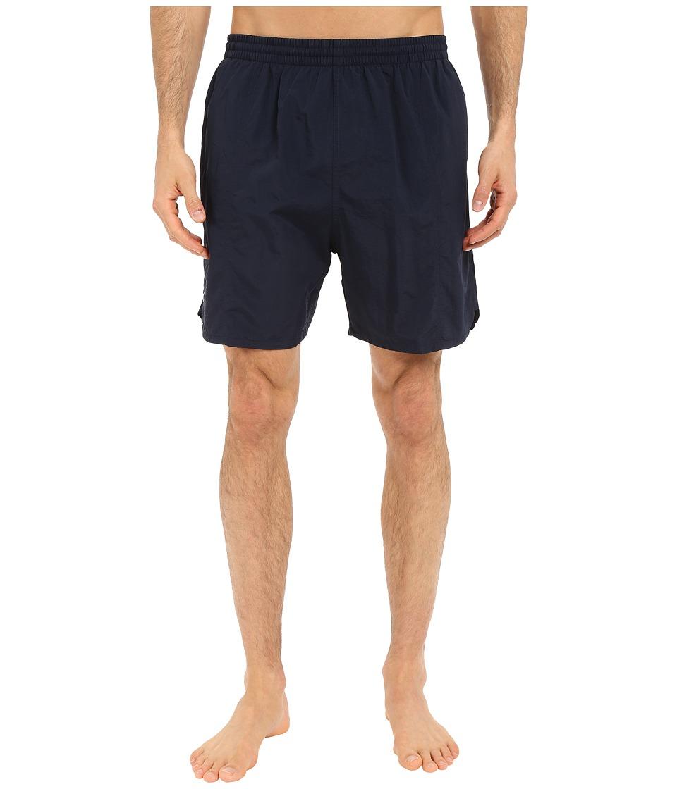 Tyr Classic Deck Swim Shorts (Navy) Men's Swimwear