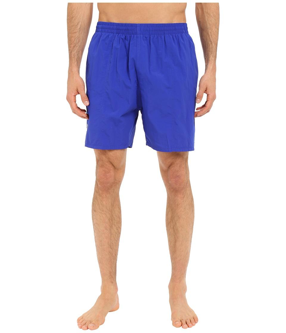 Tyr Classic Deck Swim Shorts (Royal) Men's Swimwear