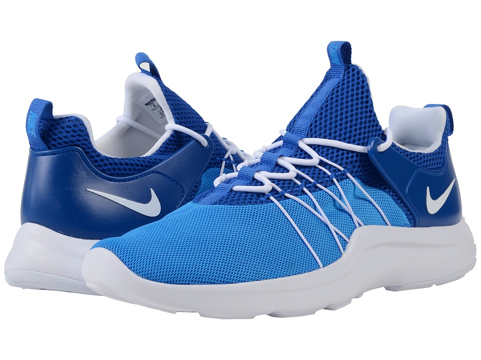 Nike Darwin Photo Blue/White/Game Royal Mens Running Shoes