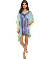 Trina Turk - Nomad Tie-Dye Tunic Cover-Up