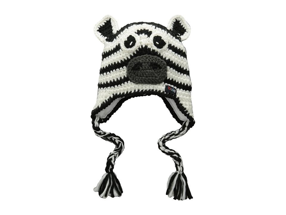 BULA Kids Puppet Peruvian Big Kid Zebra Beanies