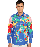 LOVE Moschino - World Map Shirt