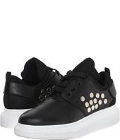 Alexander McQueen - Metal Disc Platform Sneaker