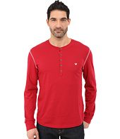 True Religion - Long Sleeve Henley
