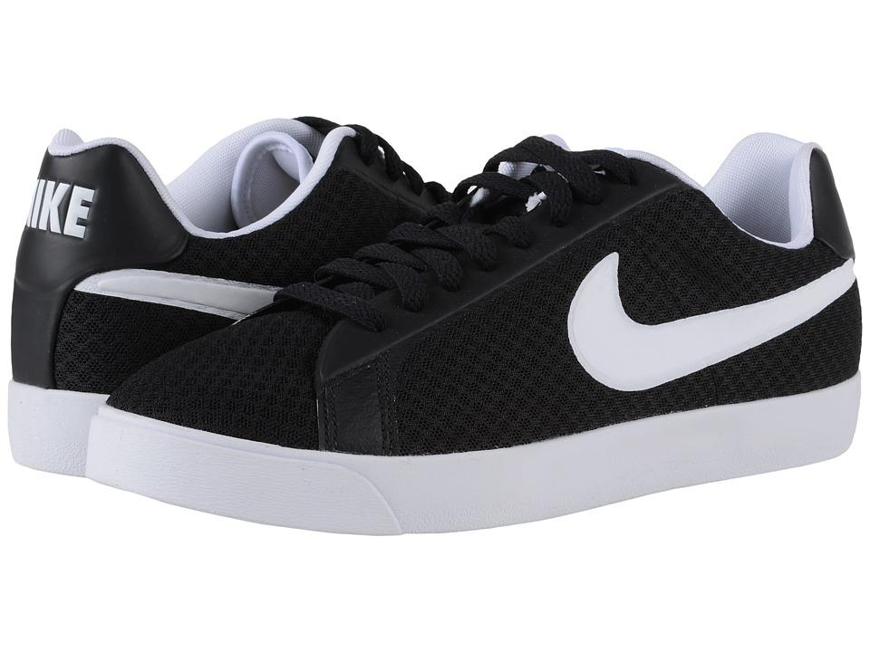 Nike Court Royale Flow TXT (Black/White) Men