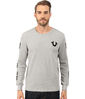 True Religion - Long Sleeve Thermal with Graphic