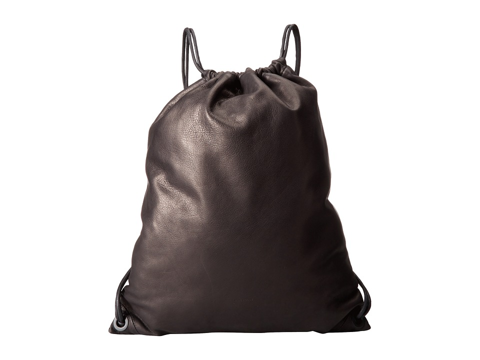 Marc Jacobs - Drawstring Backpack (Black) Backpack Bags