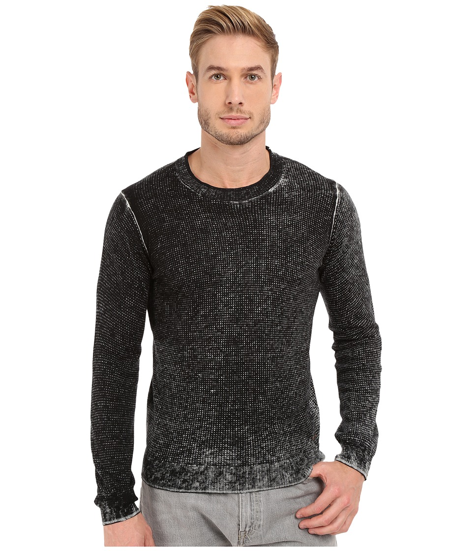 BOSS Orange Kolfos Sweater 10172029 01 Black Mens Sweater