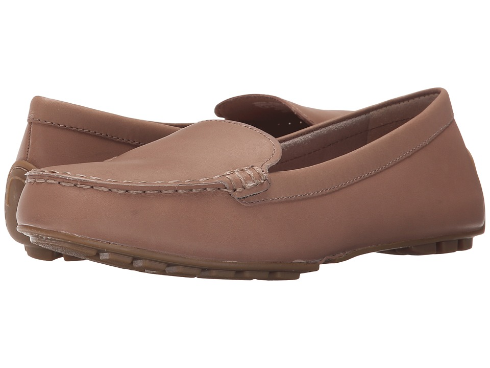 Rockport Cambridge Boulevard Moccasin Warm Taupe Washable Womens Moccasin Shoes