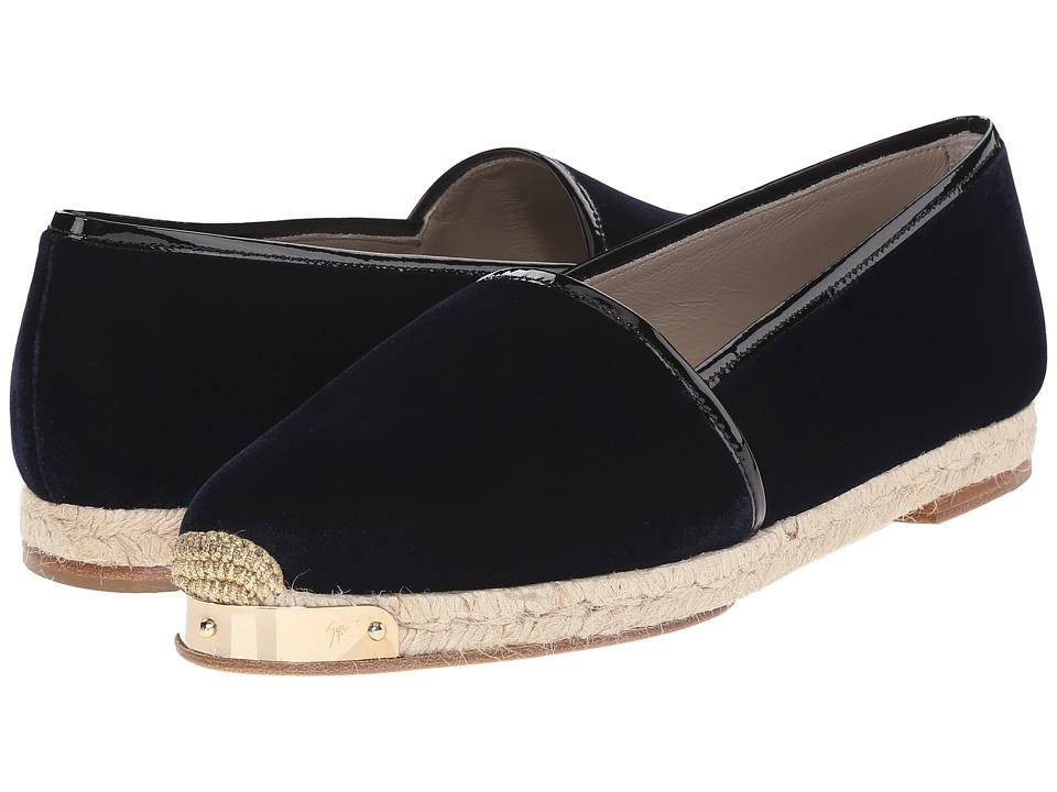 Giuseppe Zanotti E66070 Navy Womens Shoes