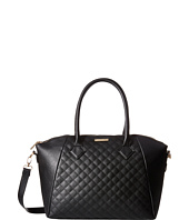 Rampage - Quilted Satchel