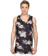 Marc Jacobs - Mellow Meadow Oversize Silk Tank Top