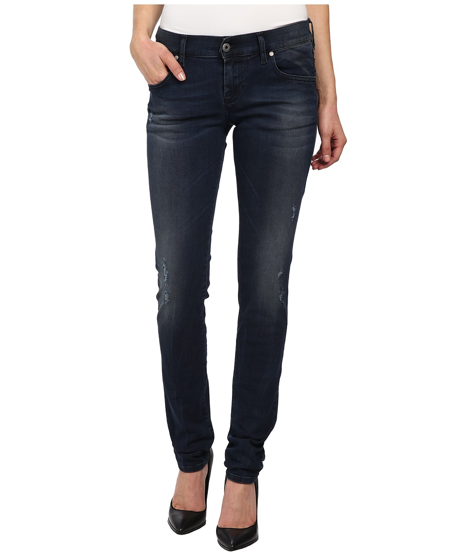 Diesel Grupee Trousers 0846Q in Denim Denim Womens Jeans