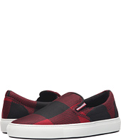 DSQUARED2 - Teddy Bear Buffalo Check Slip-On