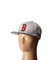 New Era - Heather Act Snap Boston Red Sox