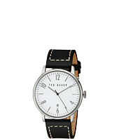 Ted Baker - Modern Vintage Collection Custom Leather Strap Date Watch