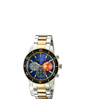 Ted Baker - Dress Sport Collection Custom Link Bracelet Chronograph Date Watch