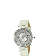 Ted Baker - Modern Vintage Collection Custom Flip-Case Jewel Leather Strap Watch