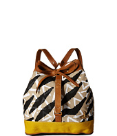 Vivienne Westwood - Africa Tiger Triangle Runner Duffel Bag