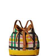 Vivienne Westwood - Africa Handpainted Tartan Duffel Bag