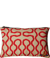 Vivienne Westwood - Africa Squiggle Zip Pouch