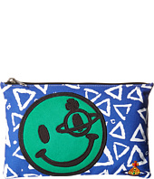 Vivienne Westwood - Africa Smiley Zip Pouch