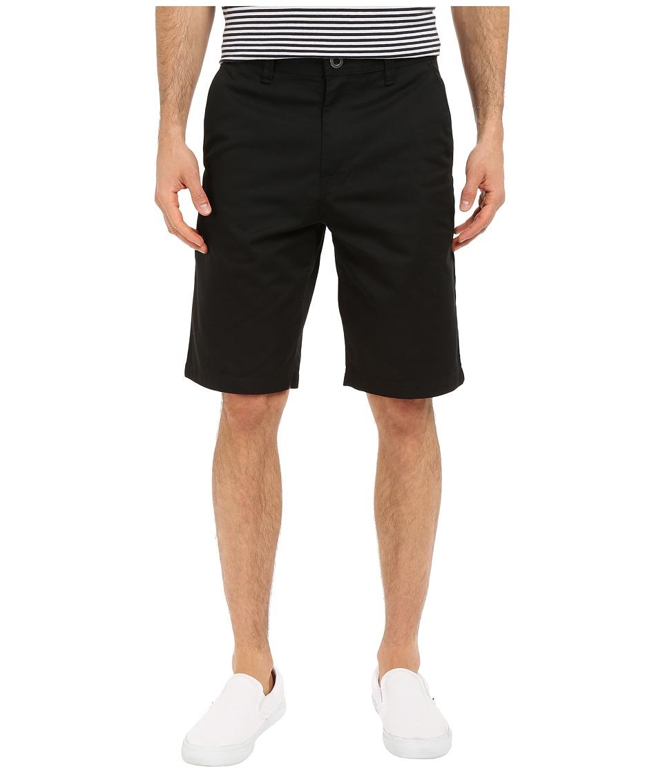 Volcom Frickin Chino Shorts (Black) Men