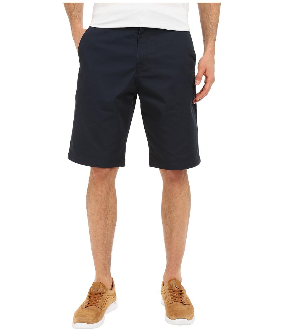 Volcom Frickin Chino Shorts (Dark Navy) Men