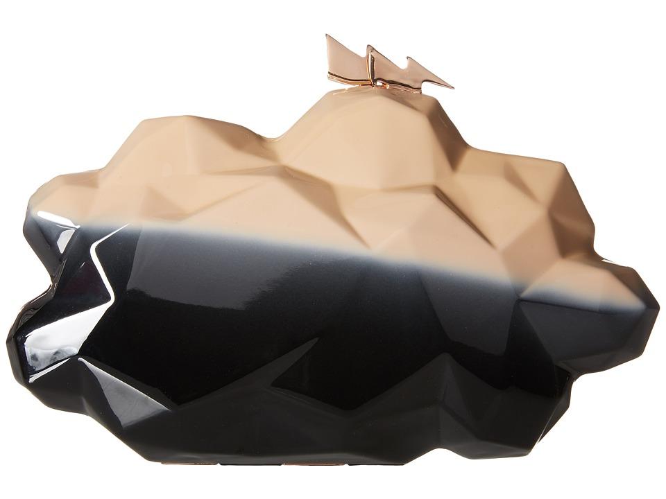 Benedetta Bruzziches Clouds Black Handbags