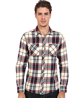 Volcom - Party Train Long Sleeve Flannel