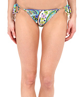 Trina Turk - Nomad Paisley Tie Side Hipster Bottoms