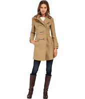 MICHAEL Michael Kors - Buckle Front Coat