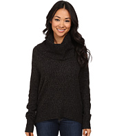 MICHAEL Michael Kors - Cowl Neck Eliptical Hem Long Sleeve Sweater